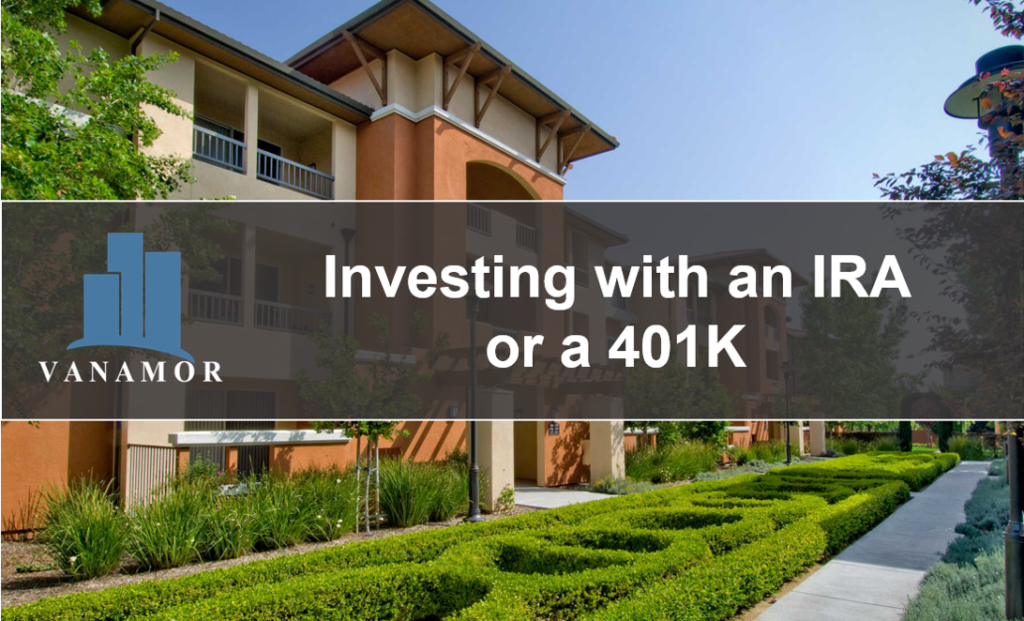 Investing with an IRA or 401K